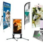 tarif roll-up totems xbanner stand-parapluie